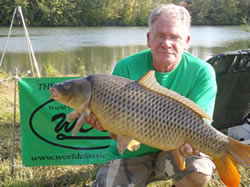 Wagner and Val Grimely were off to a quick start adding this 20 lb, 5 oz Common early in the 1st morning. They were quickly in the lead with 42 lbs, 8 oz