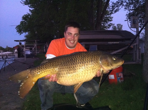 Wild Carp Shootout Series - Carp Angling Tournaments - Fishing in Syracuse Area / Central New York, Baldwinsville, NY