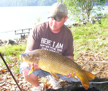 Matt Perdue is co-director of the Wild Carp Club of the Virginias