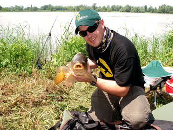 Wild Carp Club of Quebec - Tournament Director, Richard Chamberland