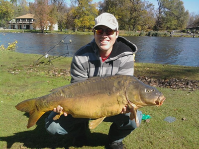 Carp Angling Tournaments - Wild Carp Week Schedule. Central New York